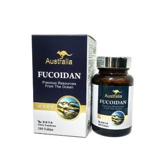 【即期出清】草本之家澳洲褐藻糖膠(280粒X1瓶)