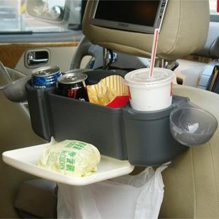 高檔多功能汽車餐盤架 -台製