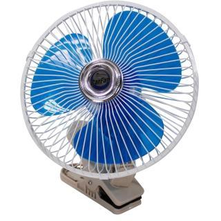 【OMAX】8吋汽車電風扇24V專用