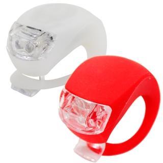 【omax】酷炫青蛙燈-4入(紅2入+白2入)