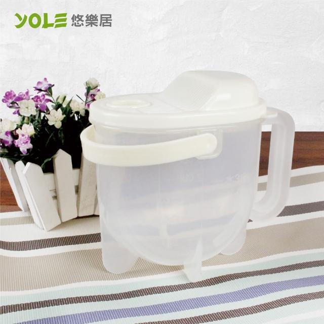 【YOLE悠樂居】水流洗米器#1131010