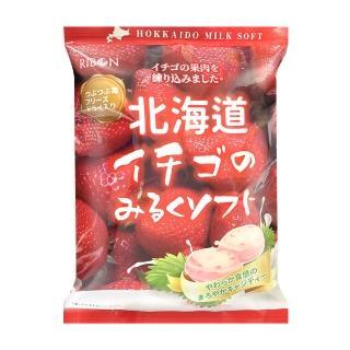 【RIBON立夢】北海道草莓牛奶糖(300g)