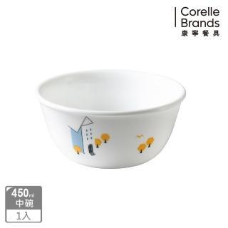 【CORELLE 康寧】丹麥童話450ml中式碗(426)