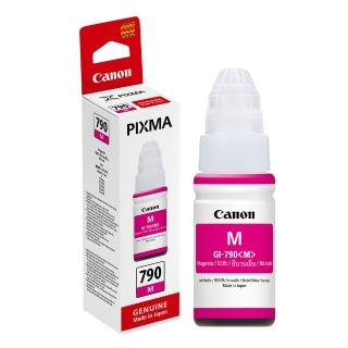 【Canon】GI-790M 原廠紅色墨水(速達)