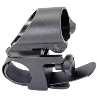 【OMAX】專利自行車前燈固定座-2入