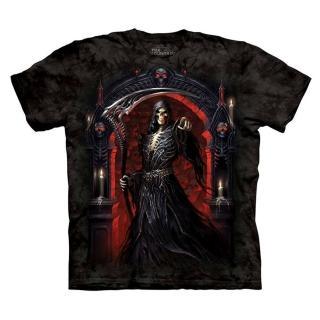 【摩達客】美國進口The Mountain 死神 純棉環保短袖T恤(預購)