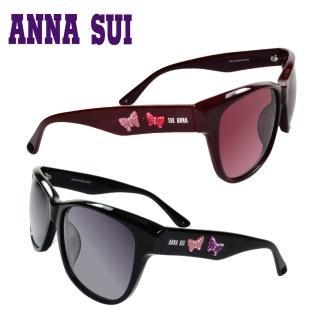 【Anna Sui】安娜蘇  蝴蝶花園太陽眼鏡(-四色-AS847)