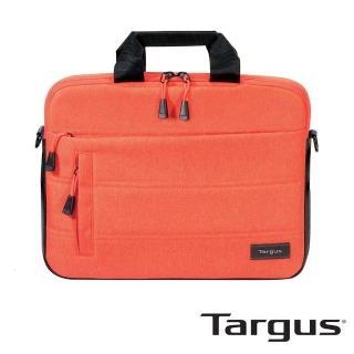 【Targus】Groove X Slimcase 13吋 躍動電腦側背包(舞動橘)