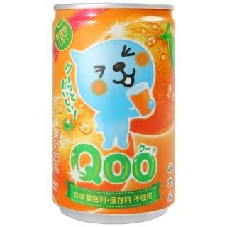 【Coca-Cola】Qoo橘子汁(160g)