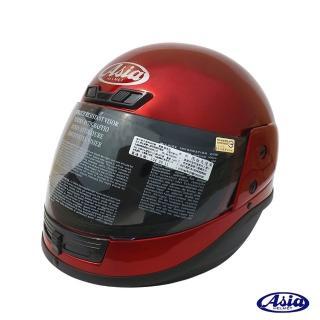 【ASIA】FreeStyle A801 全罩式安全帽(酒紅)