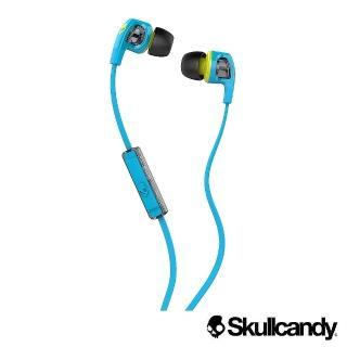 【美國Skullcandy潮牌】SB2 入耳式耳機-灰藍色(公司貨)