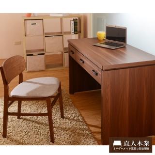 【日本直人木業】Industry北歐美學書桌椅組