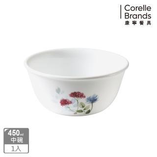 【美國康寧 CORELLE】花漾彩繪450ml中式碗(426)