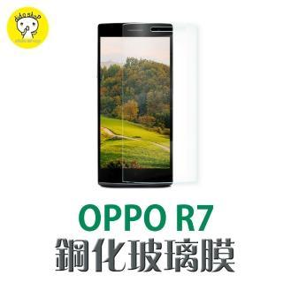 【dido shop】OPPO R7 鋼化玻璃膜 手機保護貼(MO002-3)