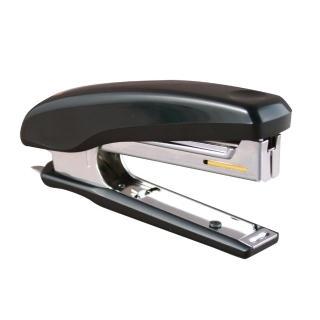 【美克司MAX】雙排10號釘書機HD-10D/黑/20張