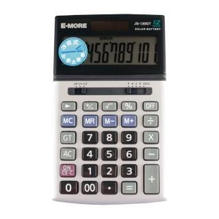 【E-MORE】國家考試專用型計算機/12位元/JS-120GT