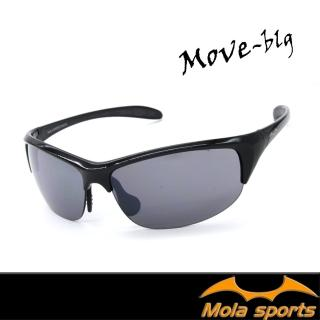 【Mola Sports】MOVE-BLG(時尚墨鏡擊防塵抗UV護目鏡 防護眼鏡騎行擋風)