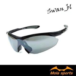 【Mola Sports】摩拉運動太陽眼鏡(跑步/高爾夫/自行車/戶外休閒都適用 跑步/高爾夫/自行車/戶外休閒都適用)
