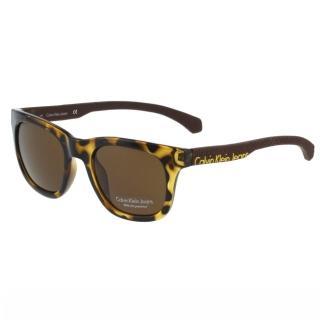 【Calvin Klein】- 時尚太陽眼鏡(豹紋)