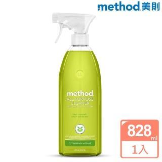 【Method 美則】全效多功能清潔劑-萊姆海鹽 828ml