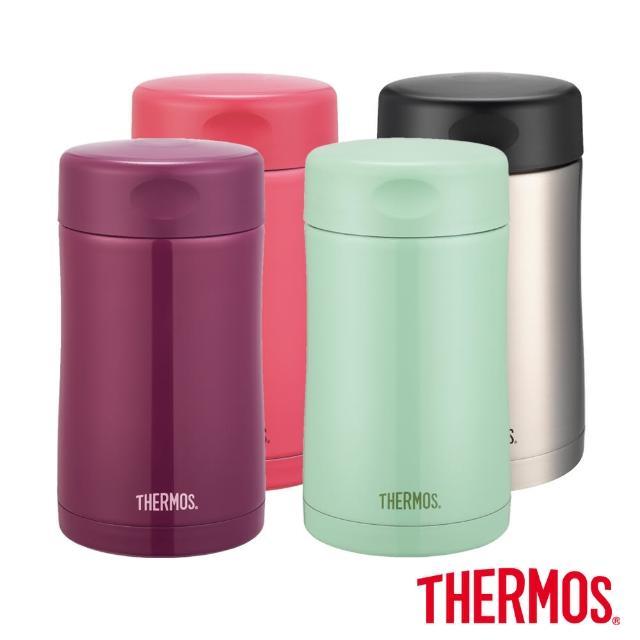 【THERMOS 膳魔師】不鏽鋼真空食物罐0.5L(JCU-500)