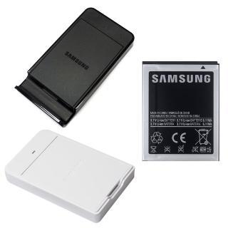 【SAMSUNG】GALAXY S2 i9100 原廠電池+電池座充組(裸裝)