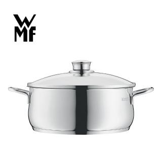 【德國WMF】DIADEM PLUS系列20cm低身湯鍋3L