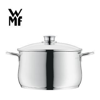 【德國WMF】DIADEM PLUS系列24cm高身湯鍋6L