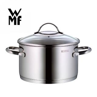 【德國WMF】PROVENCE PLUS系列20cm高身湯鍋3.5L