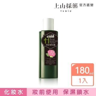 【tsaio上山採藥】玫瑰植萃純露化妝水Ⅱ180ml(有機萃取添加)