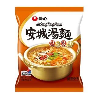 【NONG SHIM】農心安城湯麵(125g)