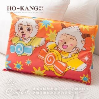 【HO KANG】經典卡通 100%天然幼童乳膠枕(SY開飛機)