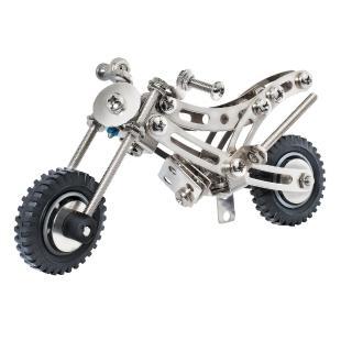 【德國eitech】益智鋼鐵玩具-攀岩單車(C60)