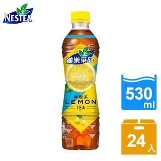 【雀巢茶品】簡嫚書代言 檸檬茶(530mlx24入/箱)
