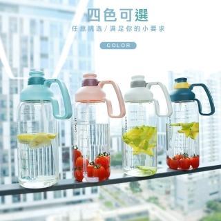 【my water】慢活彈蓋運動水壺1000mlx2+700mlx1(3入組隨機出貨)