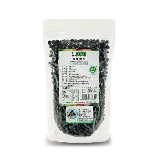 【美好人生】有機黑豆(400g/罐)