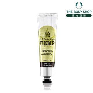 【The Body Shop】大麻籽密集修護護手霜(30ML)