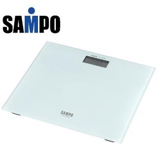 【SAMPO聲寶】超薄電子體重計(BF-L1501ML)