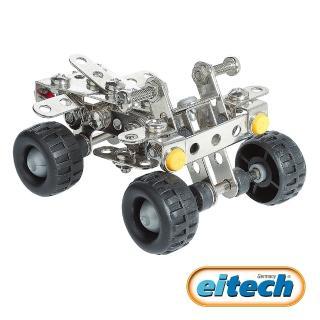 【德國eitech】益智鋼鐵玩具-越野沙灘車(C63)