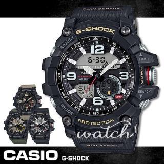【CASIO 卡西歐 G-SHOCK 系列】雜誌推薦_強悍個性潮流男錶(GG-1000)