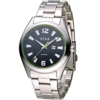【STAR 時代】永恆時光紳士腕錶(9T1602-231S-DG)