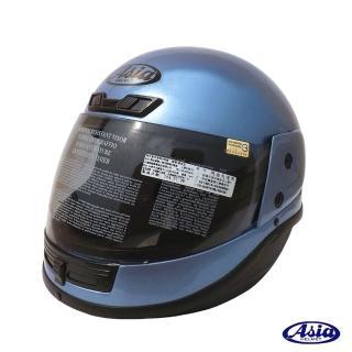 【ASIA】FreeStyle A801 全罩式安全帽(水晶藍)