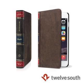 【Twelve South】BookBook iPhone6/6s 復古書仿舊皮革保護套(棕色)
