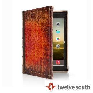 【Twelve South】BookBook Rutledge 典藏版復古書 iPad Air/Air 2 保護套
