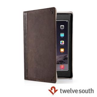 【Twelve South】Twelve South BookBook 復古書 iPad Air 保護套(棕)