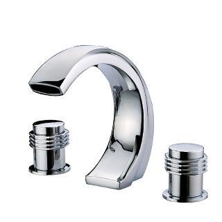 【HOMAX】三件式浴缸龍頭組(HV-5243)