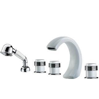【HOMAX】五件式浴缸龍頭組(HV-5455)