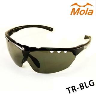 【MOLA SPORTS】摩拉運動太陽眼鏡 tr-blg(自行車/高爾夫/跑步運動太陽眼鏡)