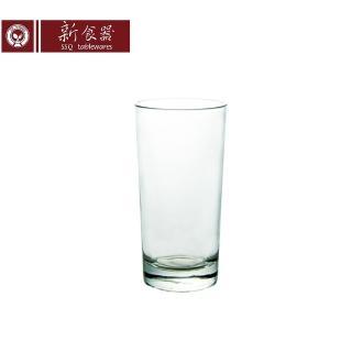 【新食器】迪斯玻璃飲料果汁杯300ML(3入組)