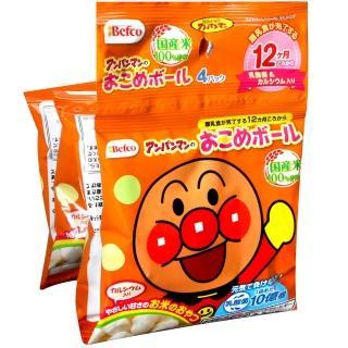 【栗山米果】麵包超人小米果(40g)
